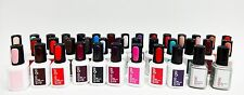 Essie GEL NAIL COLOR Polish 6 Colors of Your Choice + Base + Top Coat ~8 ct ~