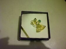 Vintage Angel Pin Pendant