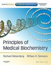 Principles of Medical Biochemistry : With STUDENT CONSULT Online Access by...