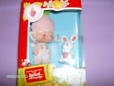 SEALED VINTAGE STRAWBERRY SHORTCAKE APRICOT DOLL KENNER 1980'S W/HOPSALOT  MINT!