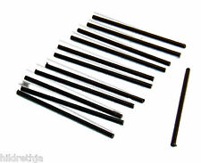 Position Markers for Guitar Neck, 2.0mm, Black, Bitterroot 080921BK