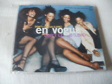 EN VOGUE - DON'T LET GO (LOVE) - 5 TRACK UK CD SINGLE
