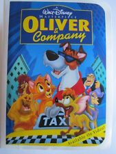 1996 DISNEY MASTERPIECE COLLECTION OLIVER & COMPANY OLIVER FIGURE MCDONALDS