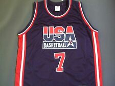 Larry Bird '1992 DREAM TEAM' Olympic Jersey (XL, 2X, 3X.)