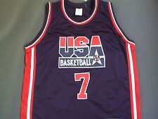 Larry Bird '1992 DREAM TEAM' Olympic Jersey (LG, XL, 2X, 3X.)