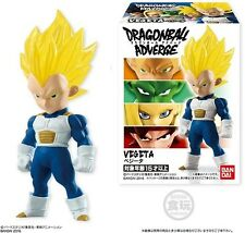 Bandai Dragon Ball Z Kai Adverge 2 Advage Super Saiyan Vegeta Mini Figure NEW