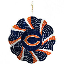 Chicago Bears Mini Geo Spinner Wind