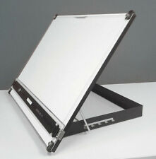 A1 DRAFTEX ARCHITECTURAL DRAWING BOARD (1521) PARALLEL RULER AND TILT STAND