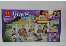 Friends 10494 Heartlake Supermarket building block toys fit lego new in bags