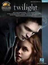 Twilight Play-Along Vol. 75. Book & CD (2009, Paperback)