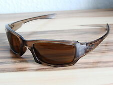 Original Oakley Fives 3.0 Brown Smoke / Bronze 03-432 Sonnenbrille Sunglasses