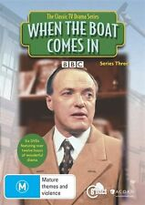 When the Boat Comes In - Series 3 DVD SHOCK