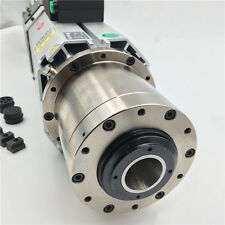 9KW ATC Spindle Motor BT30 Air-Cooled 380V 12000-24000rpm Automatic Tool Change