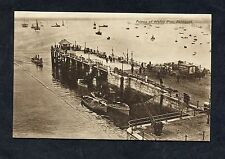 C1920's View of the Prince of Wales Pier, Falmouth