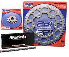 PBI 17-55 Chain/Sprocket Kit for Yamaha TY 250 1974-1977