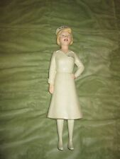"""1940-50's """"Miss Curity"""" Advertising Nurse Mannequin Doll"""