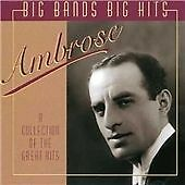 Big bands - Ambrose - The free and easy, Good used CD