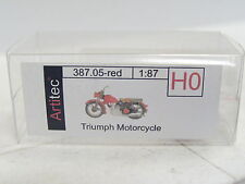 Artitec 387.05-red Triumph Motorcycle OVP (L7223)