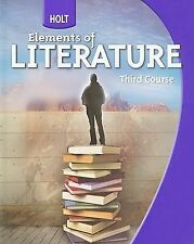 Holt Elements of Literature Third Course by Beers (Hardcover)