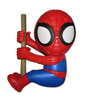 Jumbo Escalador Spiderman 12 Pulgadas Marvel Neca