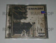 The Marshall Mathers LP [PA] by Eminem (CD, 2000, Interscope) MADE IN BRAZIL