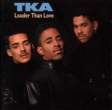 TKA - Louder Than Love / Tommy Boy Records CD 1990