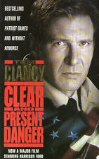 X48 Clear and present danger Clancy IN INGLESE