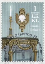 Finland 2009 Used Stamp - Antiques III - New Classic Style - First Day Cancel