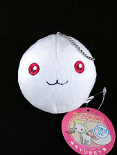Puella Magi Madoka Magica Plush Doll Mascot Key Chain official Break Kyubey 2