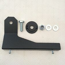 MK2 Mazda MX5 Steel Offset Number Plate Side Mount Bracket