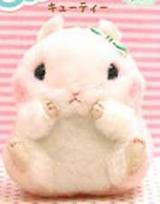 Korohamu Koron 6'' Pink with Bow Hamster Amuse Prize Plush