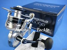 New Shimano SARAGOSA SW 10000 Spinning Reel SRG **FREE 1-3 DAYS DELIVERY**