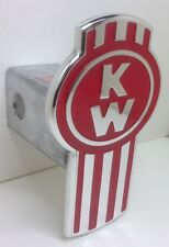 kenworth hitch cover,kenworth red ,expedition,chevy,