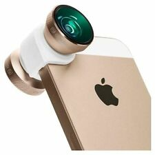 Olloclip 4-1 Lens For IPhone 5/5s/SE Fisheye Wide-Angle 2 Macros Color Gold