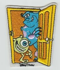 Monsters Inc patch NEW
