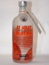 ABSOLUT Vodka Ruby Red Old 500 ML 40% vol. RAR