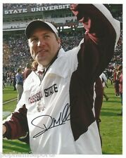 DAN MULLEN Signed/Autographed MISSISSIPPI STATE ST MSU BULLDOGS 8x10 Photo w/COA
