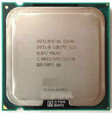 Intel Processor Core 2 duo E8400 3.0GHz 1333MHz 6M FSB Socket 775 SLSPJ CPU