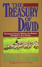 The Treasury of David: Spurgeon's Classic Work on the Psalms, Abridged in One Vo