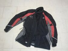 Uvex Typhoon all season moto motorcycle jacket