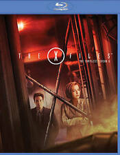 The X-Files - The Complete Sixth 6 6th Season Blu-ray Disc, 2015, 6-Disc Set NEW