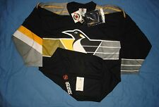 NWT PITTSBURGH PENGUINS 1997-99 STARTER 3RD CENTER ICE AUTHENTIC PRO GAME JERSEY