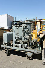 KEENE 850-500 F/S FLUID HANDLING OIL SEPARATOR WORKING