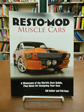 Resto-Mod Muscle Cars Showcase Worlds Best Builds + Ideas designing your own