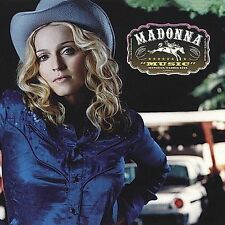 Madonna Music By  Ex Cond  CD
