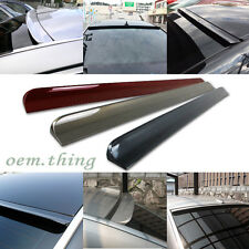 PAINTED REAR ROOF SPOILER HONDA ACCORD EX-L LX 4D SEDAN 2013+ ○