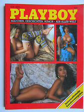 Playboy - D SH 10, Linda Blair, Mary Sur, Jane Priest, Tetcha, Bo Derek,