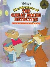 Disney's the Adventures of the Great Mouse Detective (Classic Storyboo-ExLibrary