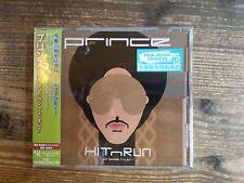 Prince - Hitnrun Phase Two - JAPAN CD - New & Sealed