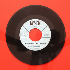 JACKIE MORNINGSTAR / TWIST THE WHOLE WEEK b/w THERE'S… / Rock'N'Roll / JAY-EM 45